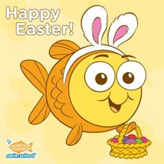 Happy Easter From Goldfish Swim School - Needham