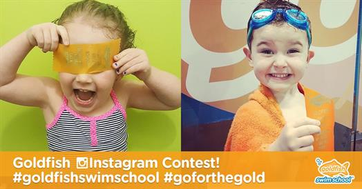 Thumbnail for Announcing the #GOFORTHEGOLD Instagram Contest!