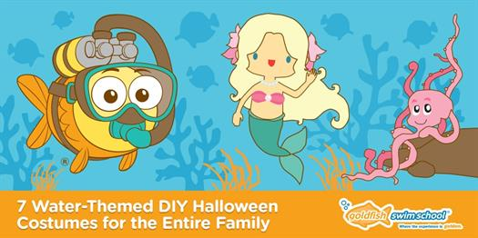 Thumbnail for 7 Water-Themed DIY Halloween Costumes for the Entire Family