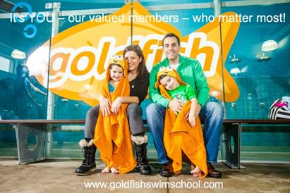 Thumbnail for You Matter Most: Goldfish Swim School's Member Appreciation Week