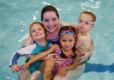 No Adults Allowed: Swim On Over For Kids Night Out!