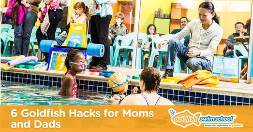 6 Goldfish Hacks for Moms and Dads