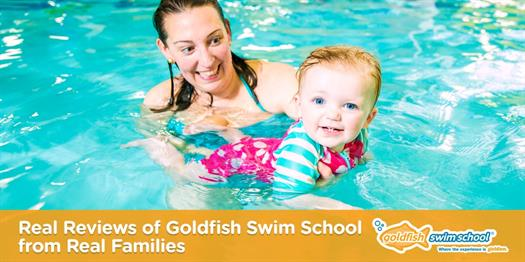Thumbnail for Real Reviews of Goldfish Swim School from Real Families