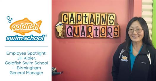 Thumbnail for Employee Spotlight: Jill Kibler, Goldfish Swim School- Birmingham, General Manager