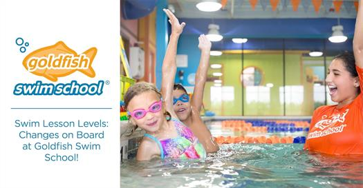 Thumbnail for Swim Lesson Levels: Changes on Board at Goldfish Swim School!