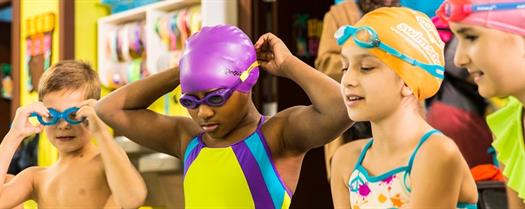 Keeping Your Child Swimming Through All Levels to the Goldfish Swim Team