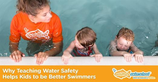 Thumbnail for Why Teaching Water Safety Helps Kids to be Better Swimmers