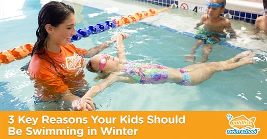 3 Key Reasons Your Kids Should Be Swimming in Water