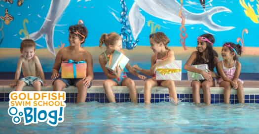 Thumbnail for 5 Reasons to Give the Gift of Swim Lessons This Holiday Season