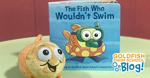 Thumbnail for Books & Bubbles:  Goldfish Swim School's Fun Book Helps Kids Who Are Afraid of the Water