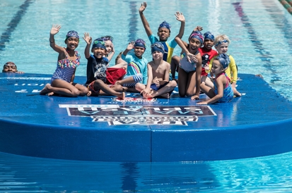 Thumbnail for Goldfish Swim School Awarded National Grant from the USA Swimming Foundation