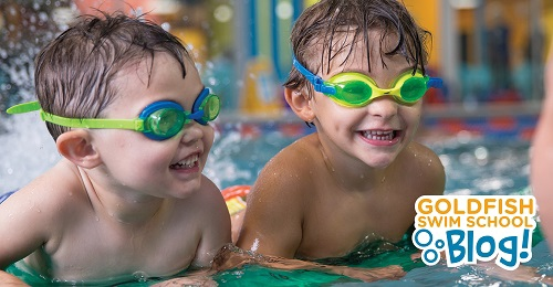Thumbnail for Does your child have a swim buddy? Friendship makes learning to swim better