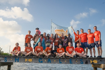 Thumbnail for Goldfish Swim School Gives Back In Belize