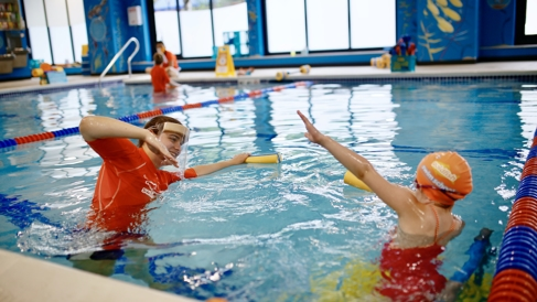 Thumbnail for Swim Lessons Save Lives! Join the Fight to Keep Swim Schools Open