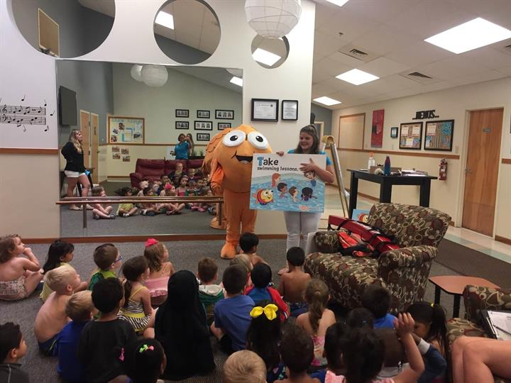 Kinder Care Water Safety Presentation
