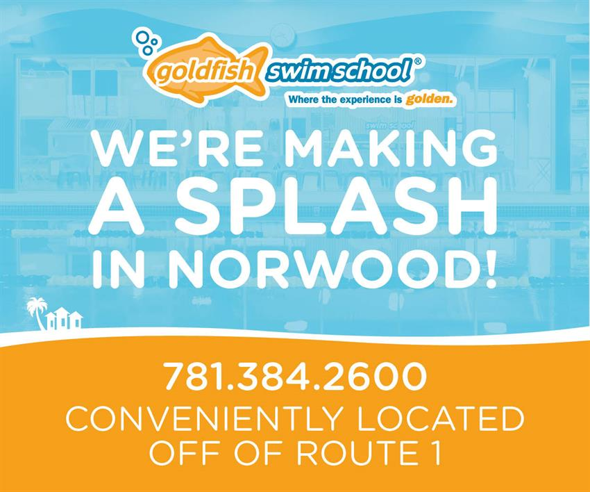 We're Making a Splash in Norwood! Conveniently Located Off of Route 1