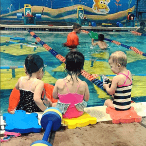 Goldfish Swim School Friendships