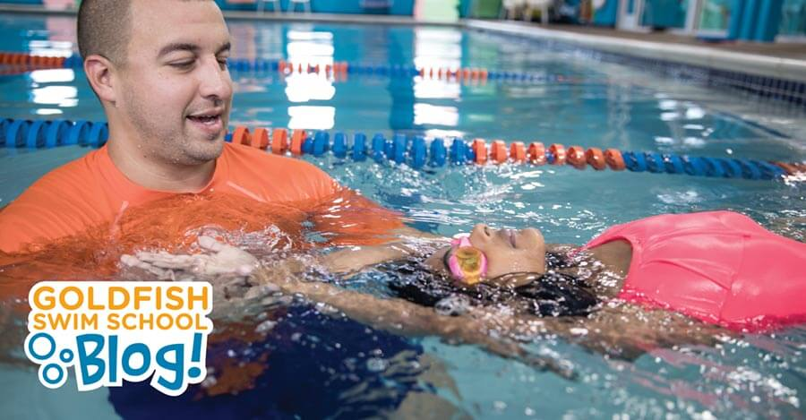 Why 30-minute swimming lessons? - Goldfish Swim School