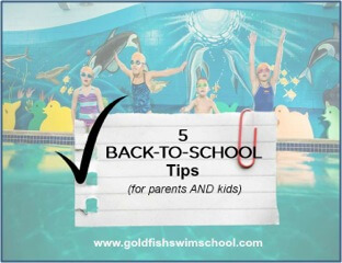 5 Back-to-School Tips for parents and kids