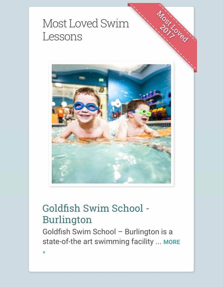 Most Loved Swim Lessons