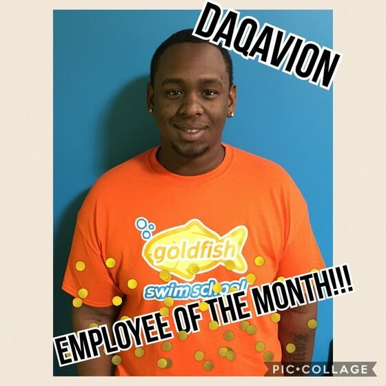 March Employee of the Month, Daqavion