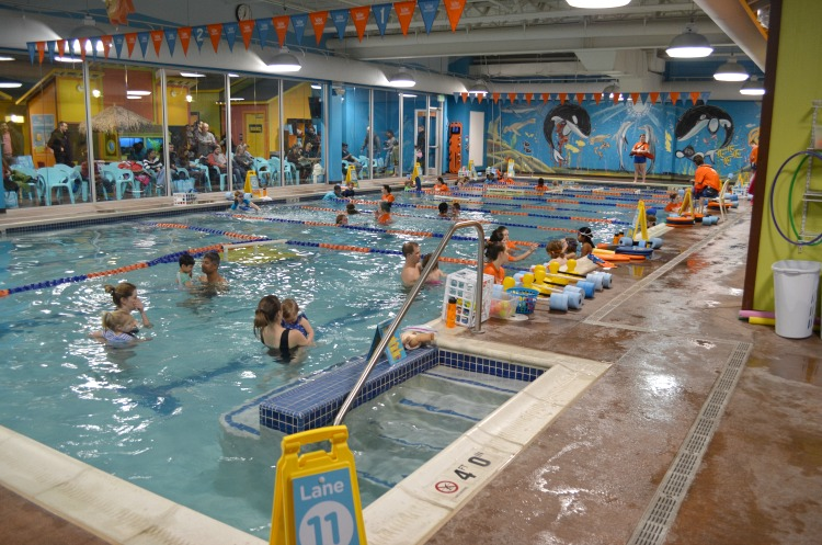 Goldfish Swim School facility