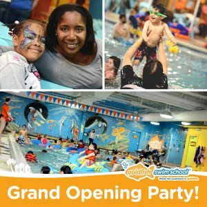 Grand Opening Party For Goldfish Swim School - Farmingdale
