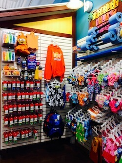 Photo of Goldfish Treasure Island Pro-Shop