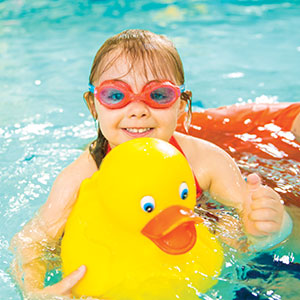 Swimming Lessons In Arlington Heights Goldfish Swim School